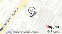 Магазин пиломатериалов и погонажных изделий на карте