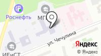 Колледж ландшафтного дизайна №18 на карте