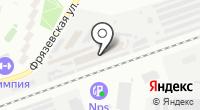 Сокол на карте