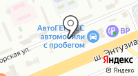 Южное-2 на карте