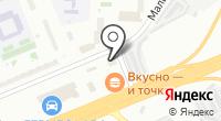 Техцентр на шоссе Энтузиастов на карте