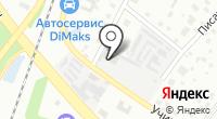 Пушкинское РАЙПО на карте