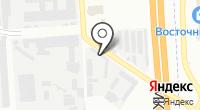 Спортивный-2 на карте