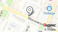 Магазин расходных материалов для салонов красоты на карте