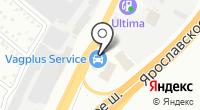 ЛОТ на карте