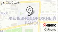 Основная общеобразовательная школа №36 на карте