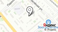 Лидор на карте