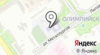 Средняя общеобразовательная школа №20 с углубленным изучением отдельных предметов на карте