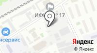 BanerNeT на карте