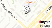 Питер Групп на карте