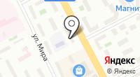 МедЭст на карте