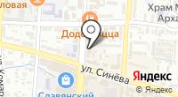 Я сама на карте