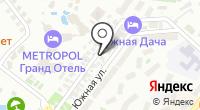 Готлиб на карте