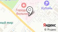 Геленджикский противотуберкулезный диспансер на карте