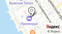 Дружба-ГеленджикКурортСервис на карте
