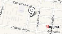 Сервис Юг ККМ на карте