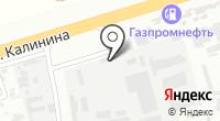 Галапроф на карте