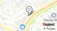 Нау на карте
