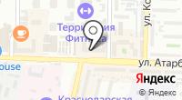 Мегаполис-Юг на карте