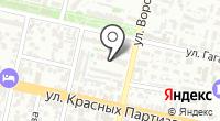 Адвокат Гушкина З.М. на карте