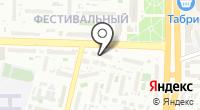 Адвокатский кабинет Устинова Д.И. на карте