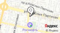 Краснодарэлектросеть на карте