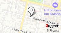 Югмонтаж-2000 на карте