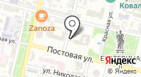 Федеральный арбитражный суд Северо-Кавказского округа на карте