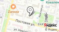 Общественная приемная депутата Законодательного Собрания Краснодарского края Ламейкина Д.В. на карте