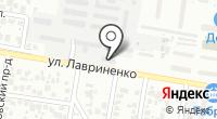 Защита Конструкций-Кубань на карте