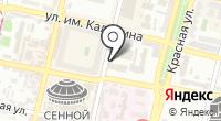 Домашняя столовая на карте