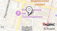 ЦаЦа на карте