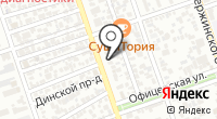 Кемипэкс на карте