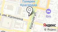 КраснодарЭлектро на карте