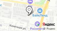 Логистар на карте