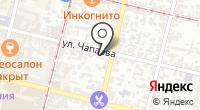 Елена-тур на карте