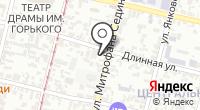 БМС на карте