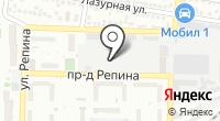 Мефферт Краснодар на карте