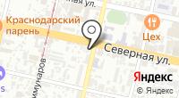 Хадо центр на карте