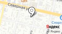 Краснодарская фабрика картонажных изделий на карте