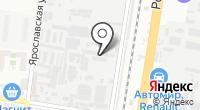 Три ползунка на карте