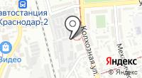 Конструктив на карте