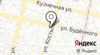 Юг-Колор-Студия на карте