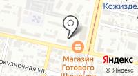 ГеоЮг на карте