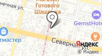 Краснодарская городская коллегия адвокатов на карте