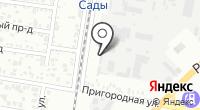 Старт-Юг на карте