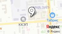 АРС на карте
