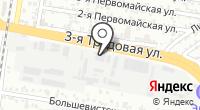 Изоком-М на карте