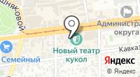 ЛитЛ на карте