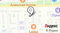 Topflora.ru на карте